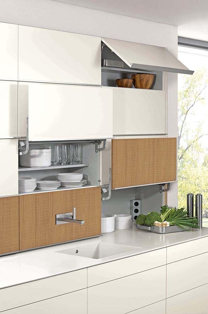 Votre cuisine, votre quotidien\u2026 Avec brio, Le concept et La hauteur