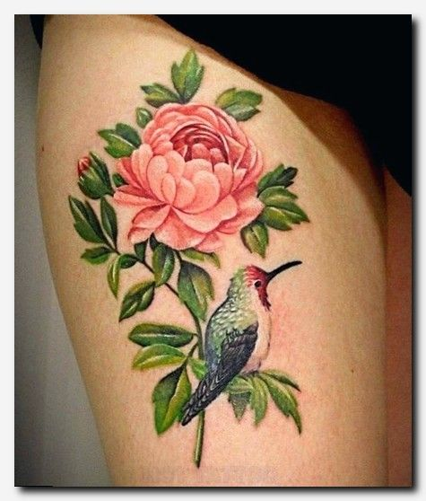 Flower Tattoo Kat Von D: 50 Peony Tattoo Designs And Meanings