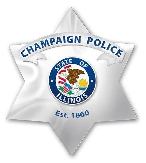 Champaign Pd Il Police Badge Law Enforcement Badges Police
