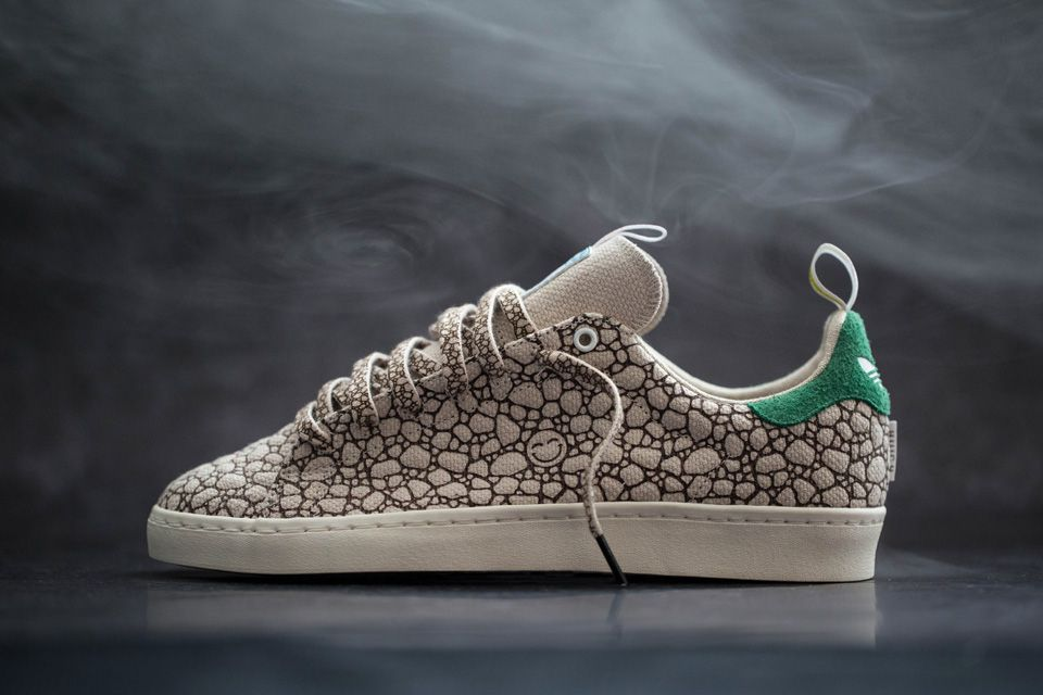 BAIT and adidas Originals celebrate the holiest day in the stoner calendar  with a Stan Smith