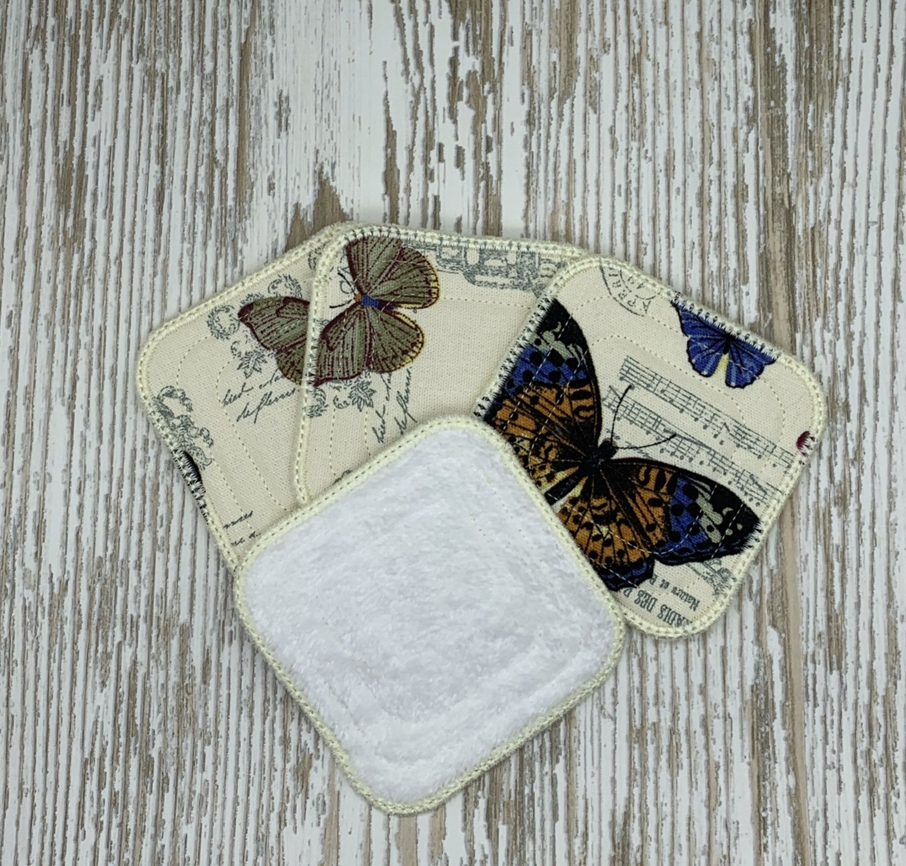 Who said reusable face pads had to be boring? Get your set
