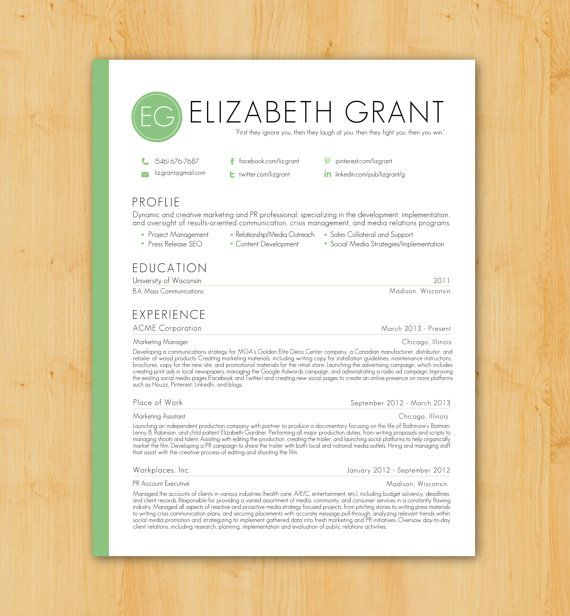 Custom Resume Writing and Design Service Includes Resume Writing - header for resume