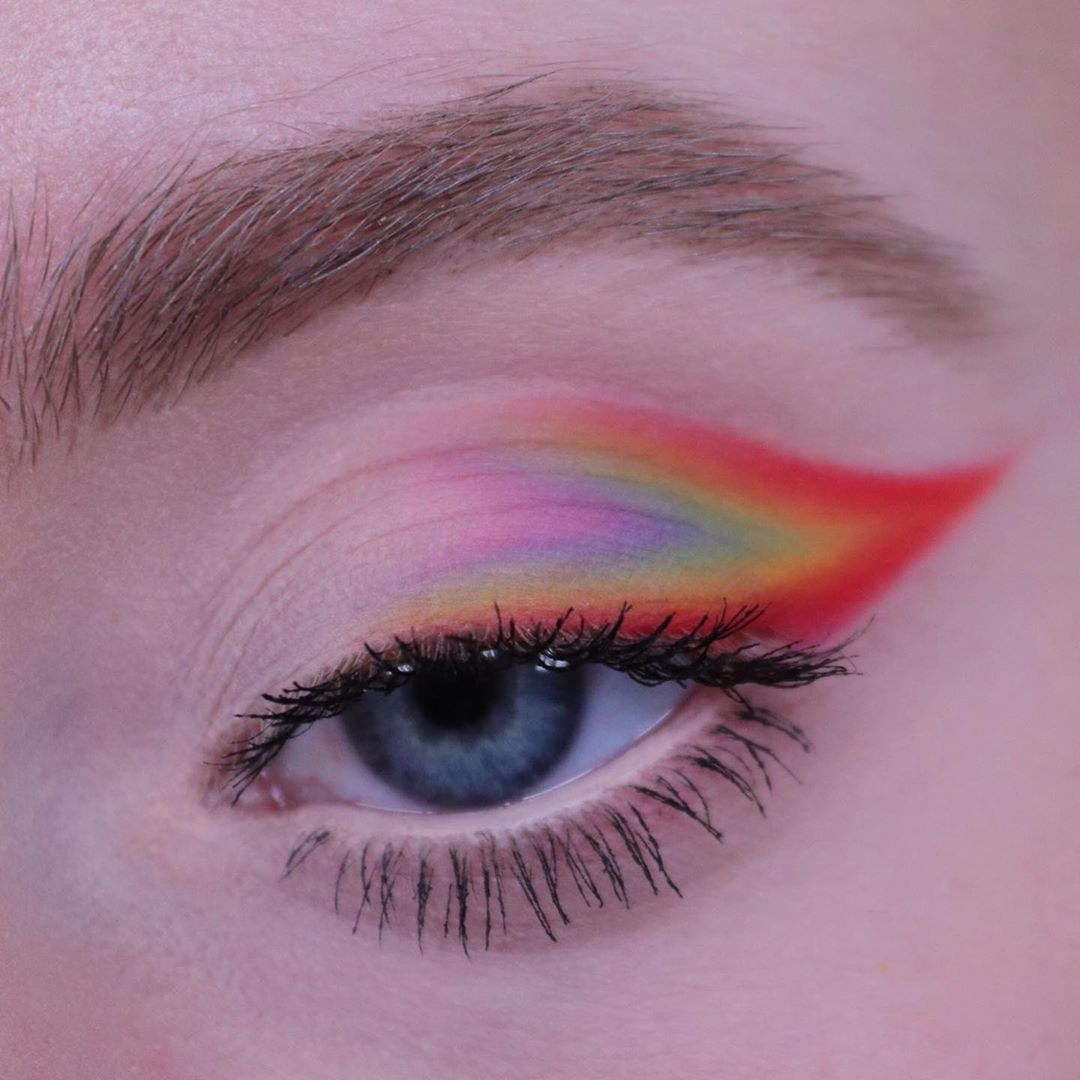 "Kayleigh Golding en Instagram ""arco iris portátil 🏳️🌈 que"