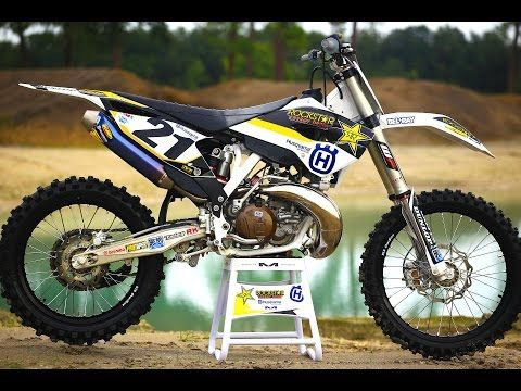 Jason Anderson 250 2 Stroke Vs 450 4 Stroke Motocross Action Magazine Motocross Action Motocross Enduro Motocross