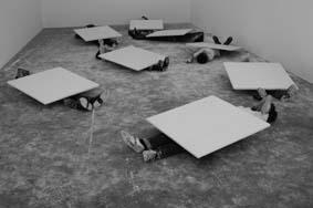 Santiago Sierra Galerie Peter Kilchmann Zurich