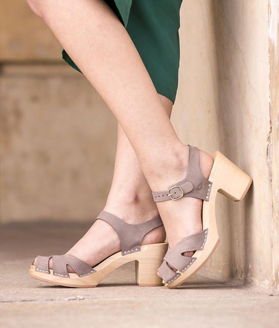 f3c44d9e513e2 Clog   Swedish Clogs   Shoes   Sandals   clog sandals   wooden ...