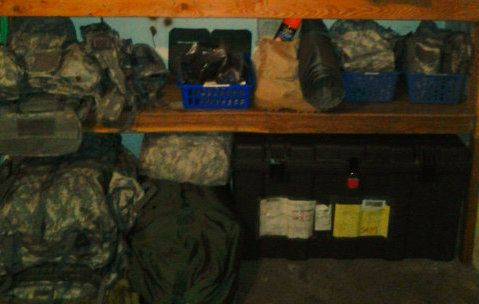 How To Organize A Garage For A Soldier And His Family Military