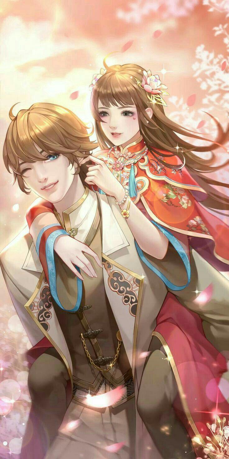 Ghim của Neko Kawaii trên Cổ trang 2 trong 2020 Cặp đôi