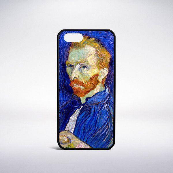 Vincent Van Gogh - Self-Portrait Phone Case