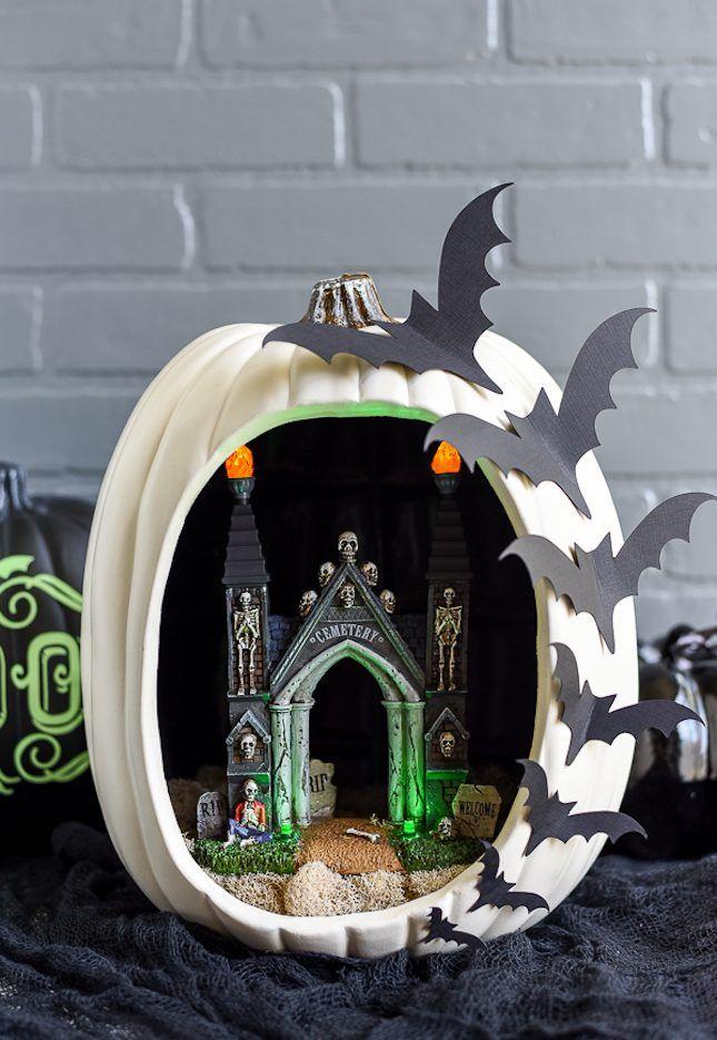 dioramas - Halloween Diorama Ideas