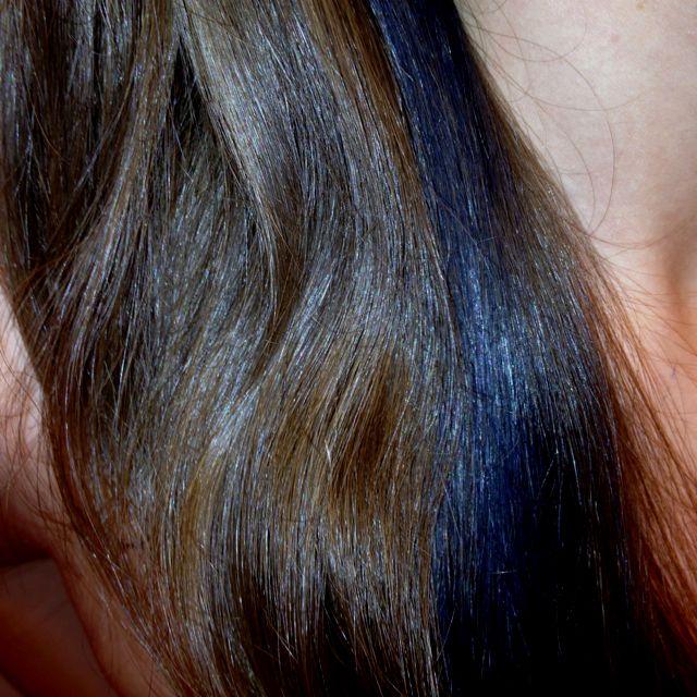 ผลการค้นหารูปภาพสำหรับ diy hair color using crepe paper