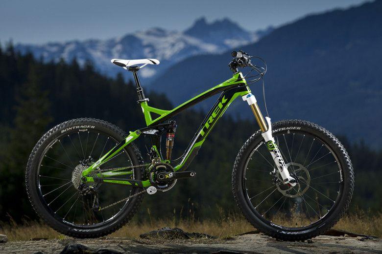 2012 Trek Slash 9 Reviews Comparisons Specs Mountain Bikes