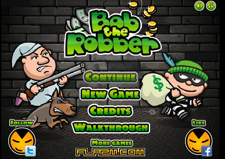 Bob the Robber Online is very interesting game, which you