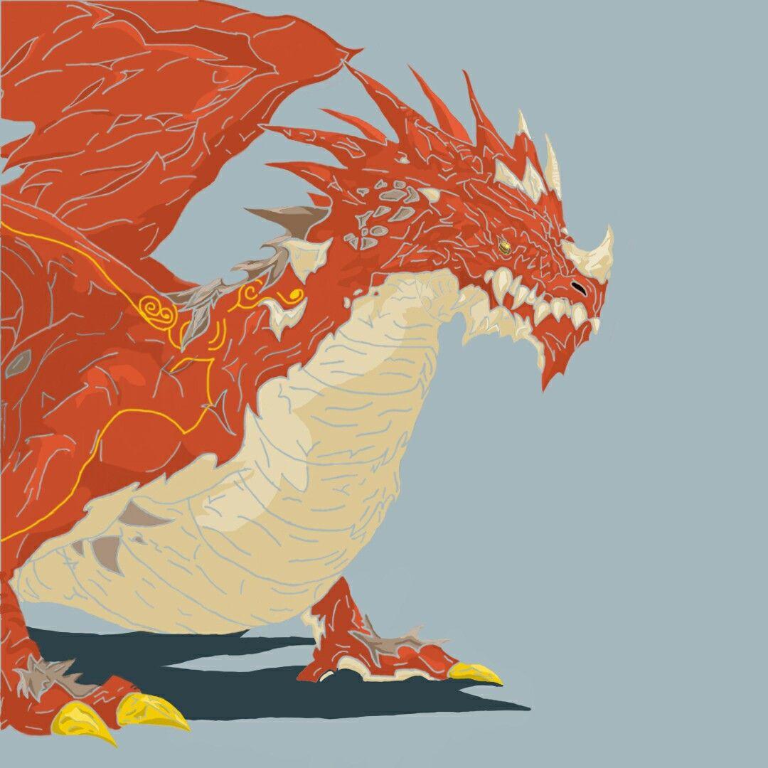 Rengel, the Dragon