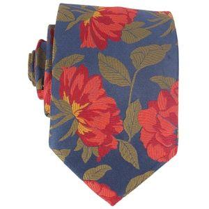 Men's Ties - Corsican Tudor Rose Knot Tie by Duchamp #Ties #Duchamp