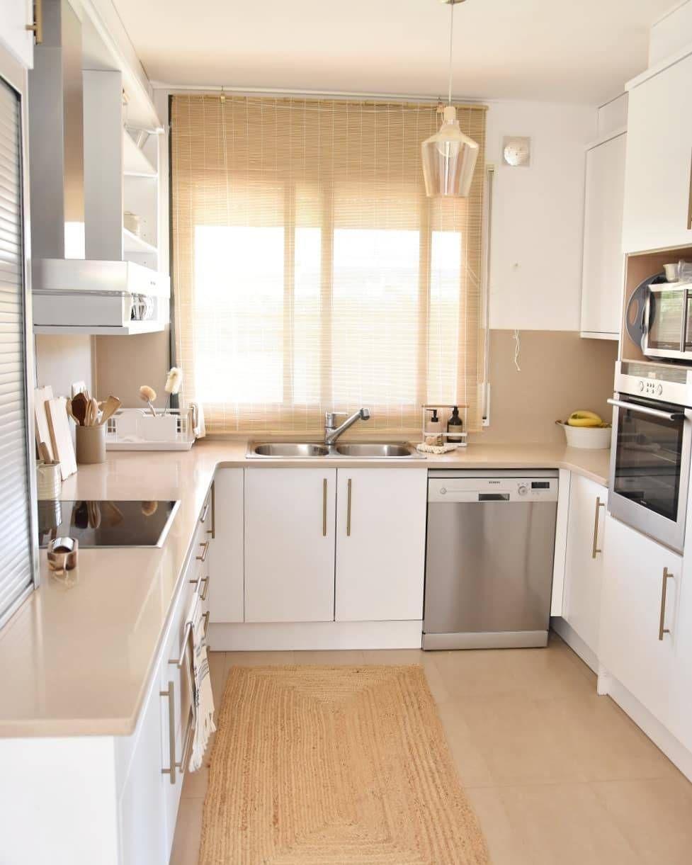 Despues Una Cocina Para Disfrutar Muchos Anos Mas Pintar La Cocina Reformar Cocina Sin Obras Pintar Muebles Cocina