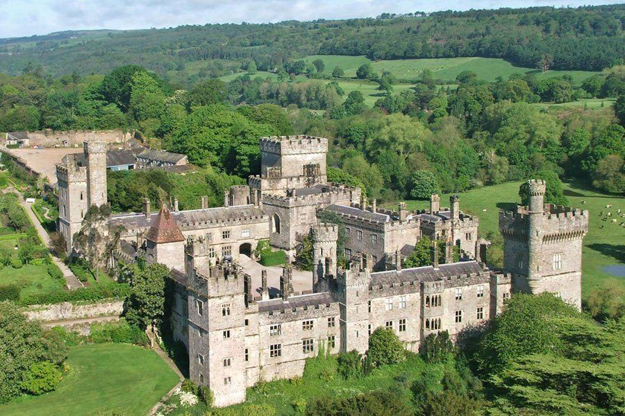 Drop K A Week And Rule The Lismore Castle All Summer Castles - 15 amazing castles of ireland