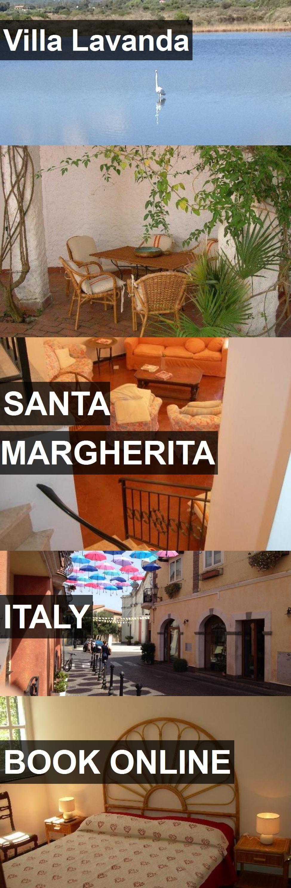 Hotel Villa Lavanda in Santa Margherita, Italy. For more