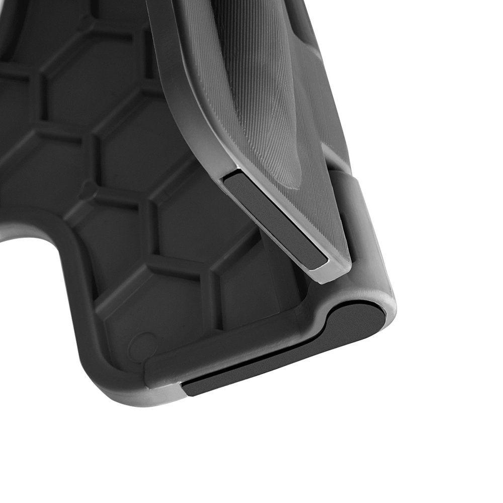 Fabulous Acko Black 18 Inches Non Slip Folding Step Stool For Kids Frankydiablos Diy Chair Ideas Frankydiabloscom