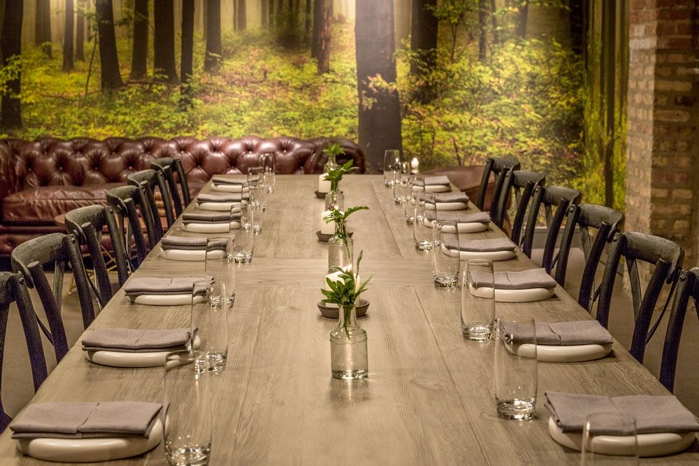 Crain S Presents The Best Private Dining Rooms In Chicago Restaurants