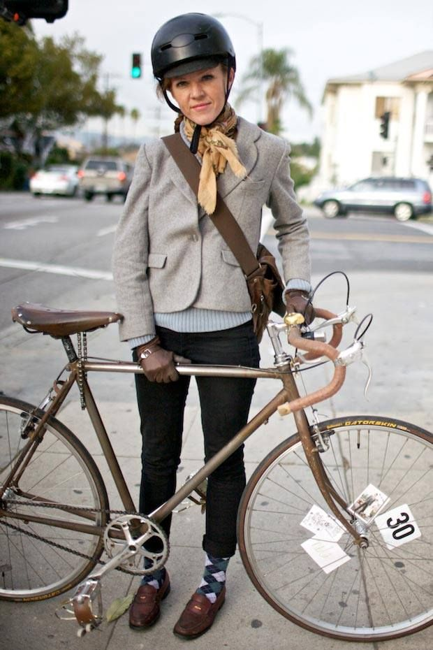 8 The Retro Stylist Biking Outfit Bicycle Fashion Cycling Fashion