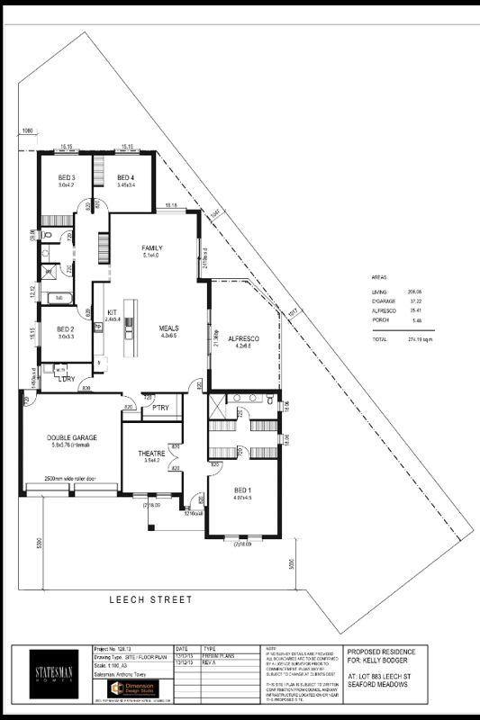 Our house design statesman homes modifies myrtle alfresco