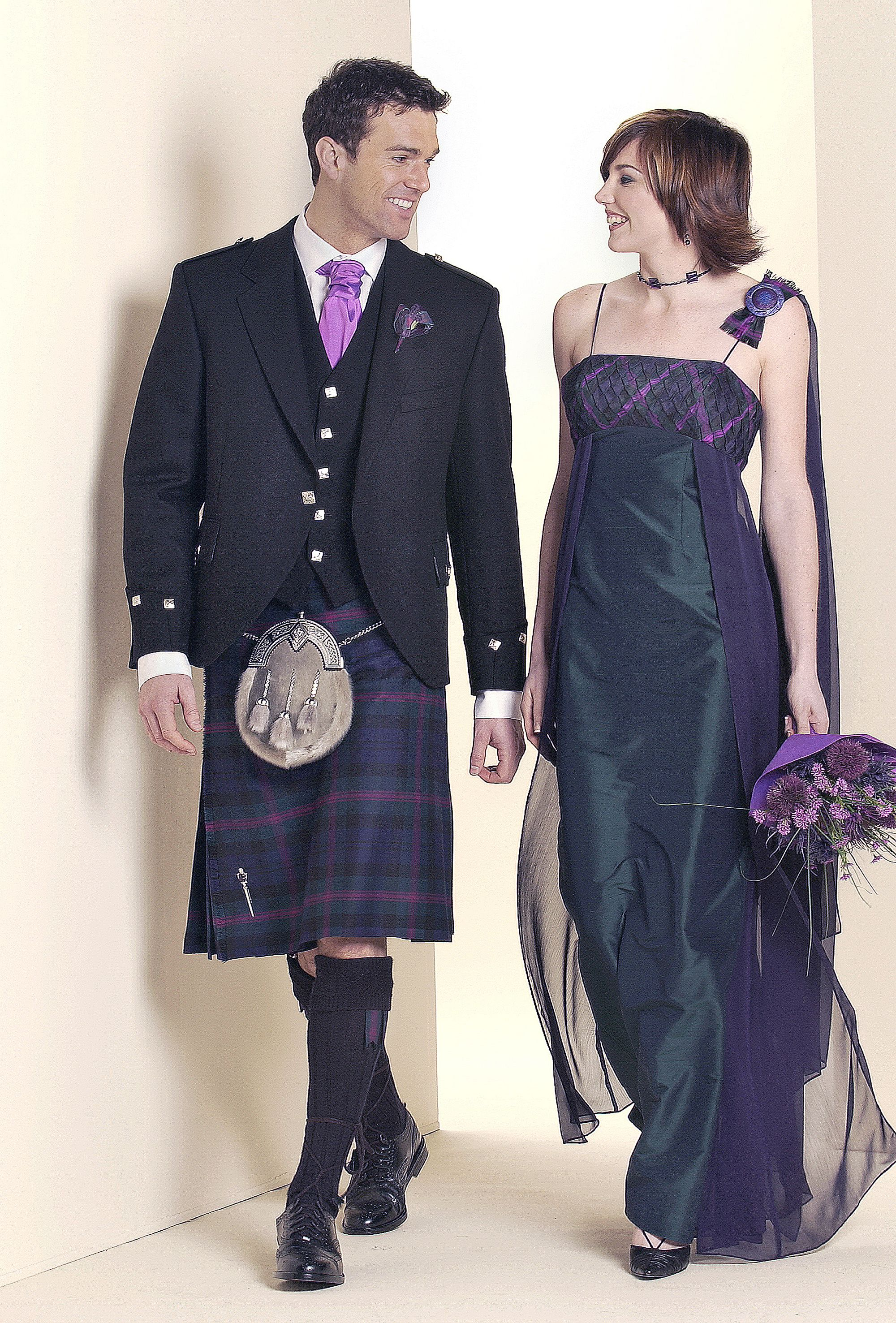 Darcie I Found The Whole Ensemble For You And Joey Scottish Wedding Dress So LMAO Right Now