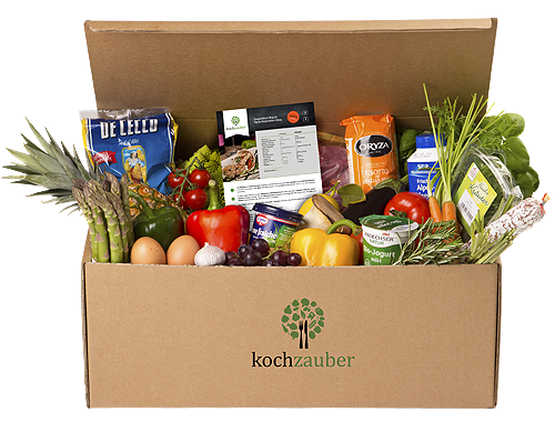 Kochzauber startup specialized in fresh food delivery just startup specialized in fresh food delivery just acquired by lidl intending to forumfinder Choice Image