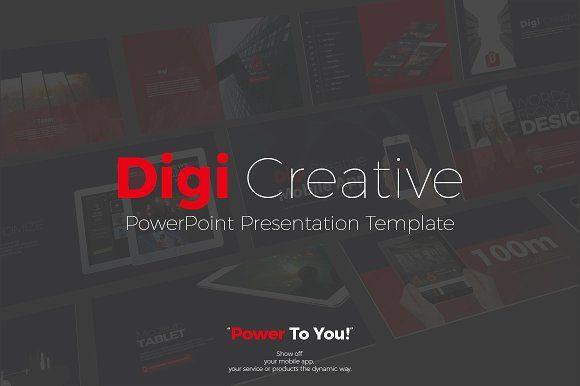 Digi creative powerpoint template creative powerpoint mockup and digi creative powerpoint template creativework247 toneelgroepblik Images