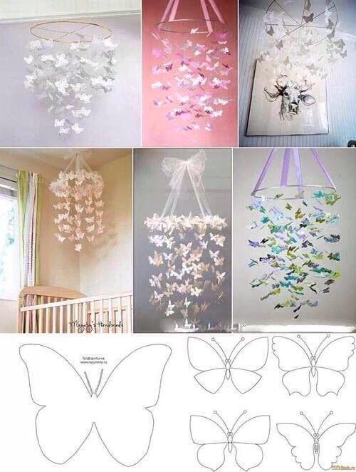 cute inspiring baby room decor ideas paper felt and origami