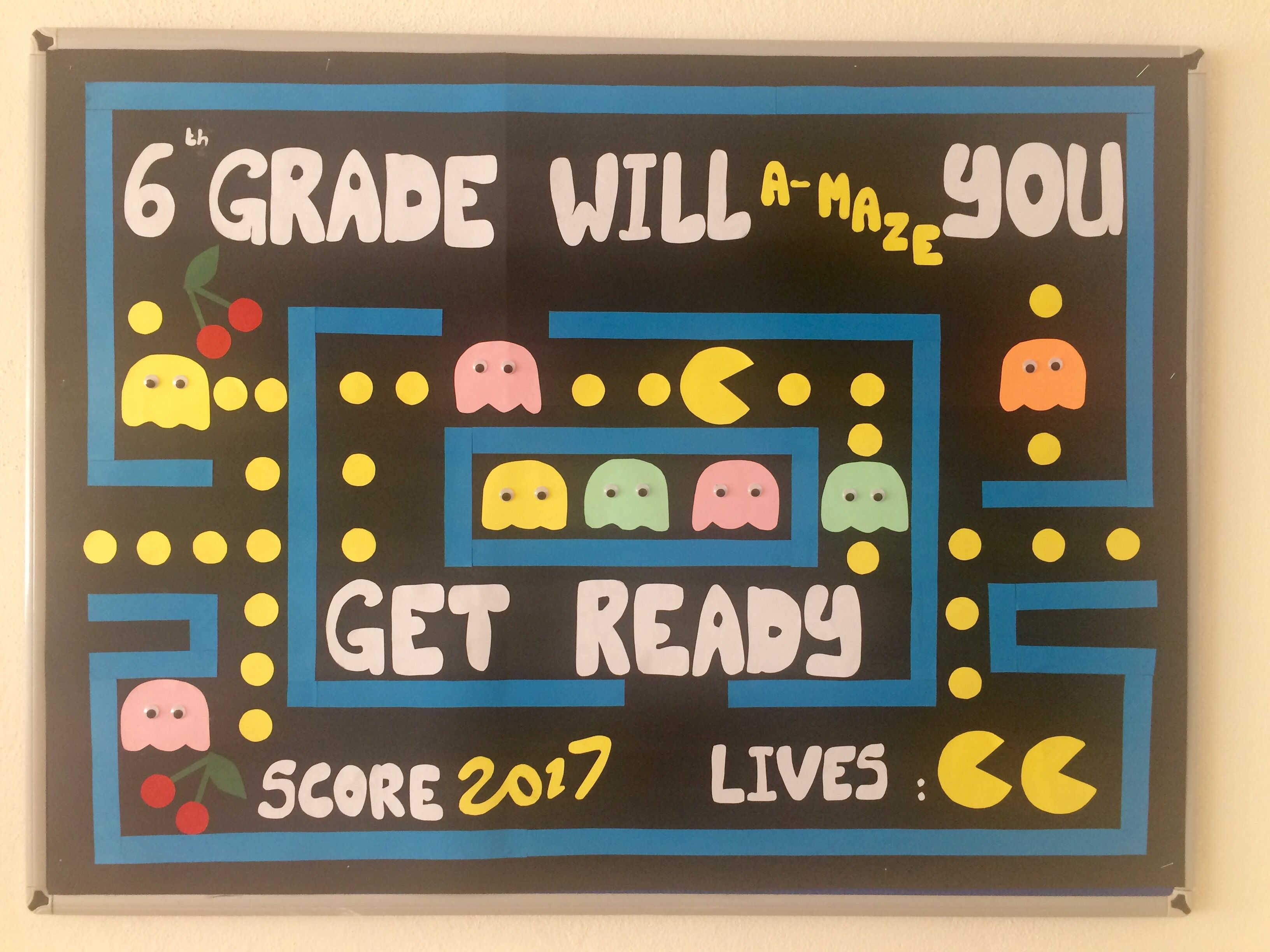 Go green vegetable bulletin board idea myclassroomideas com - 6th Grade School Bulletin Board 6th Grade Will Amaze You