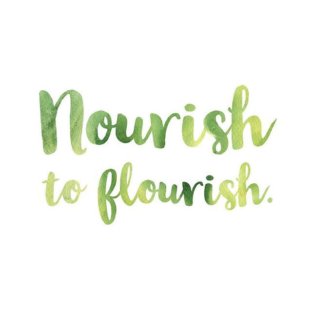 Nourish to flourish. | Healthy eating quotes, Healthy food ...