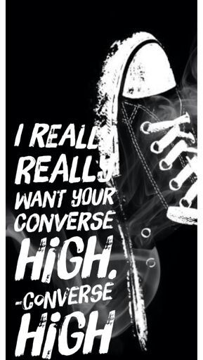 BTS || CONVERSE HIGH || LYRICS || WALLPAPER | BTS Wallpapers in 2019 ...