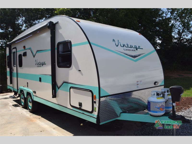 New 2016 Gulf Stream RV Vintage Cruiser 23RSS Travel Trailer at Campers Inn | Kings Mountain, NC | #19814