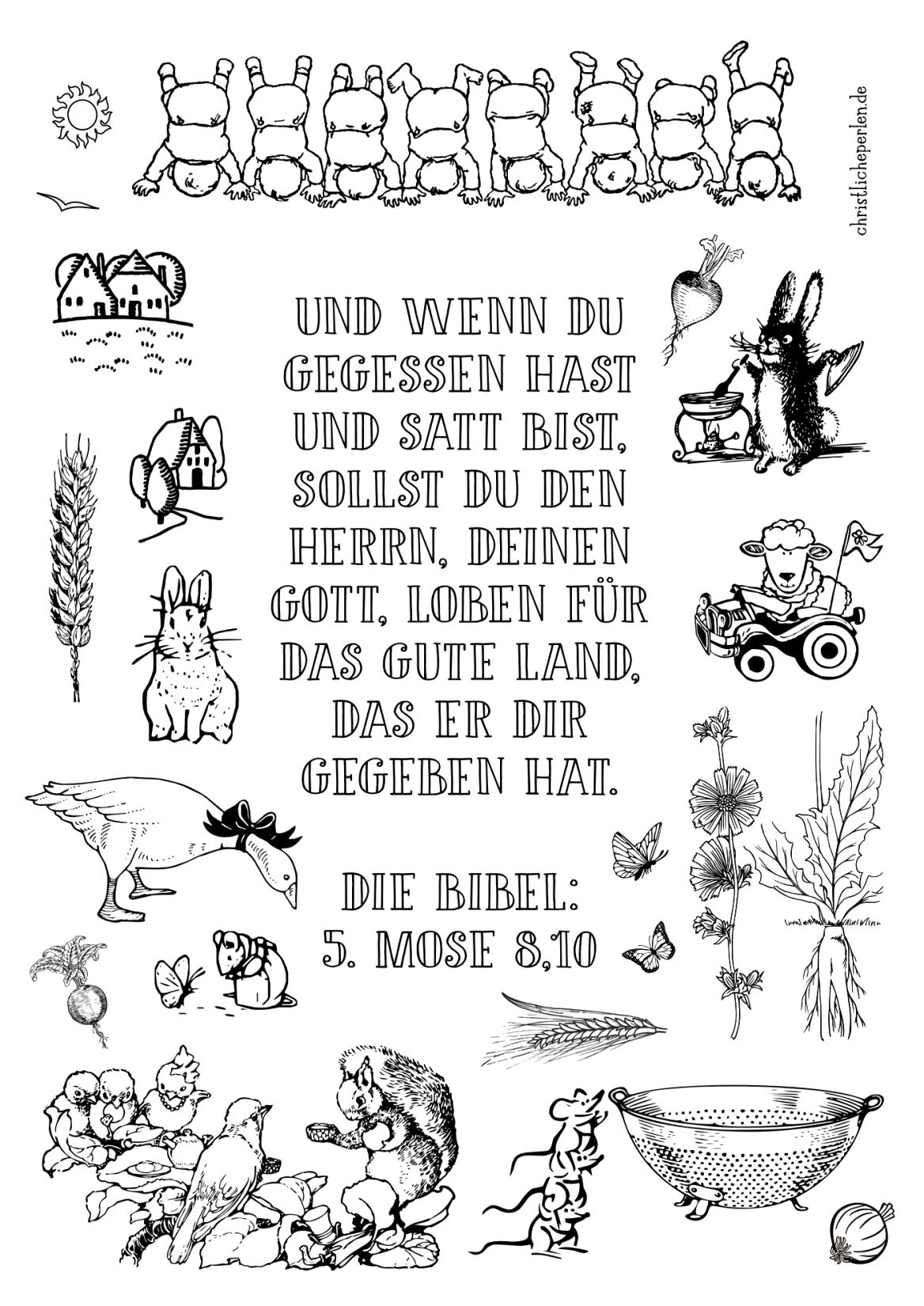 Wunderbar Bibel Malvorlagen Für Kinder Moses Galerie - Malvorlagen ...