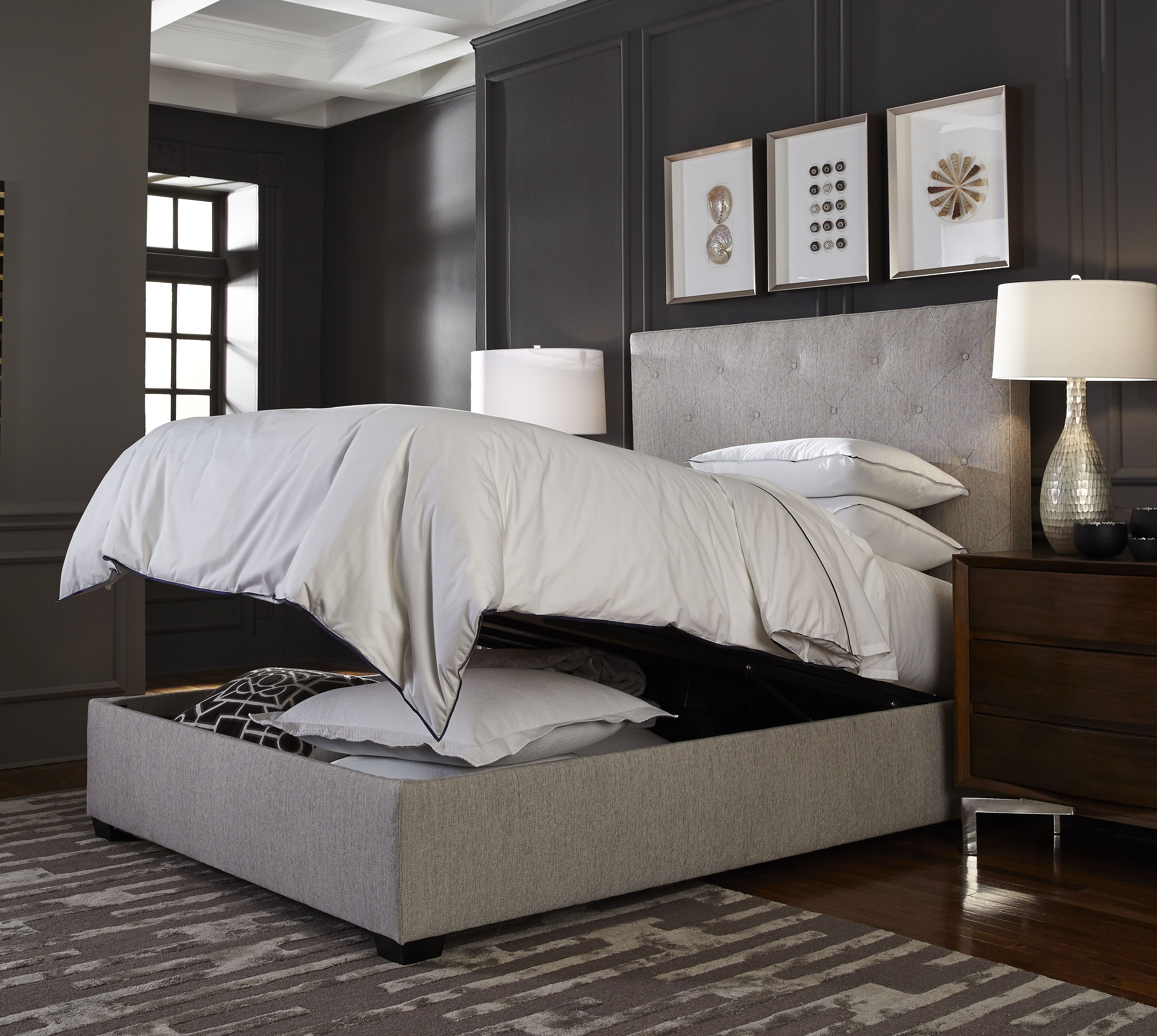 Mitchell Gold Bob Williams Theodore Queen Storage Bed Home Furniture Bedroom Beds Frames Headboards Bloomingdale S
