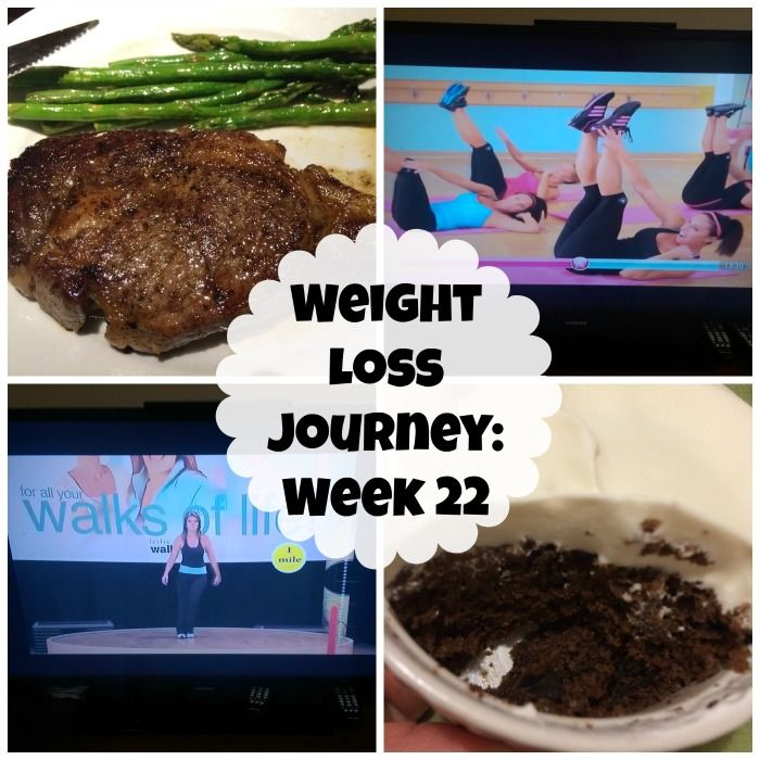First Time Mom and Losing It: Weight Loss Journey: Week 22