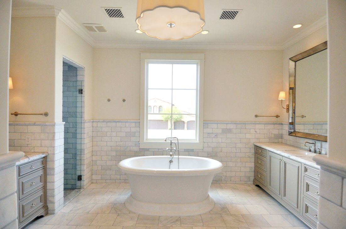 Bathroom cabinets from blog