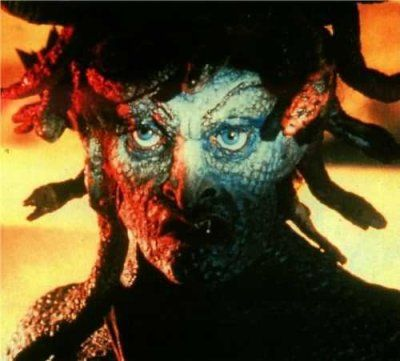 Medusa - The Clash of Titans  Clash of the titans Movie monsters Fantasy  movies