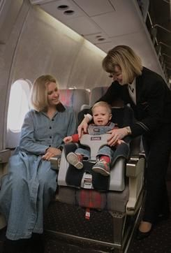 Car Seat On Airplane For 2 Year Old Google Search Newborn