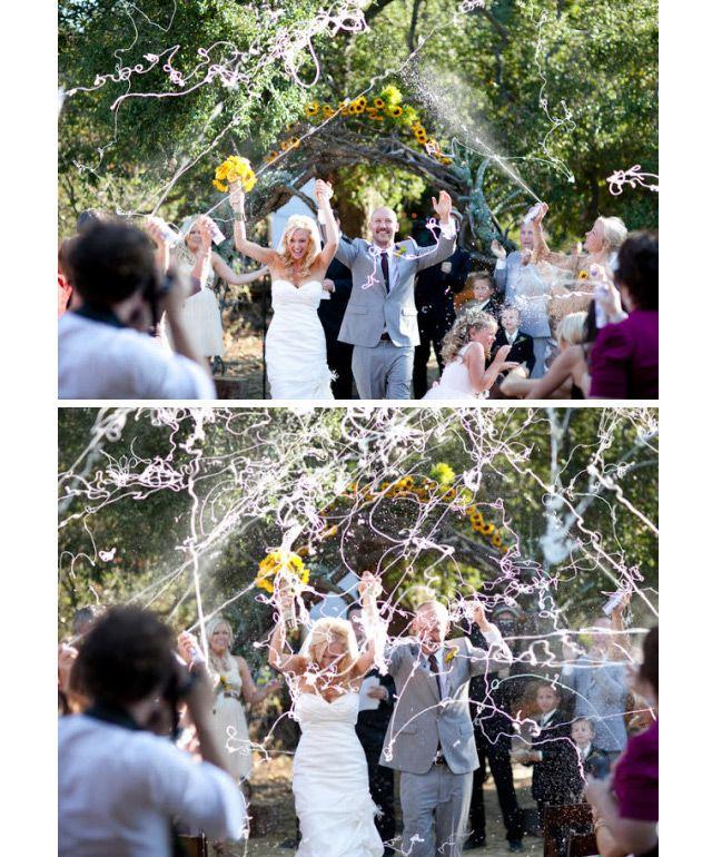 No Ceremony Just Reception: 30 Wedding Send-offs And Exits