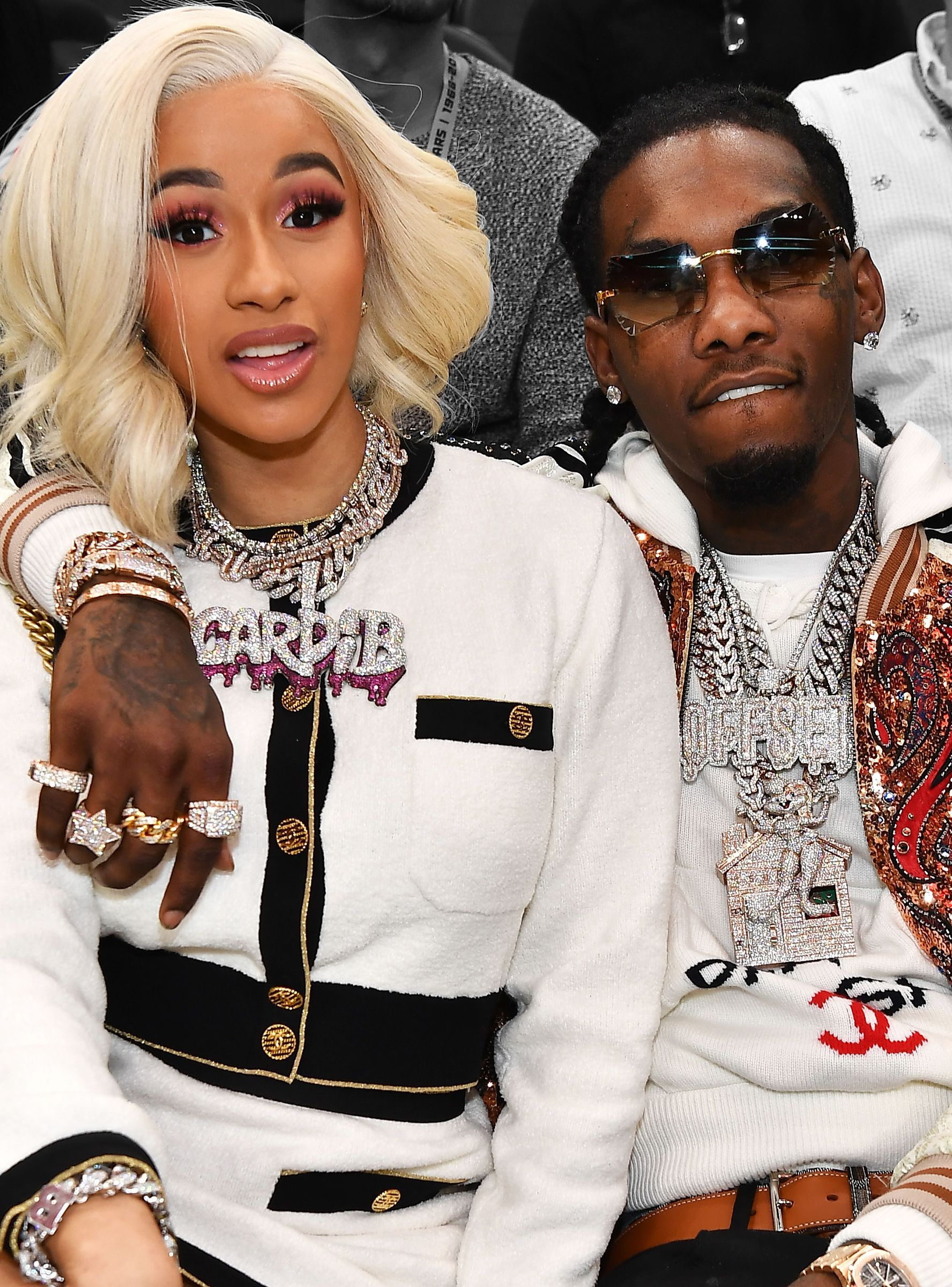 The Cardi B. & Offset Incident May Have Been Staged In