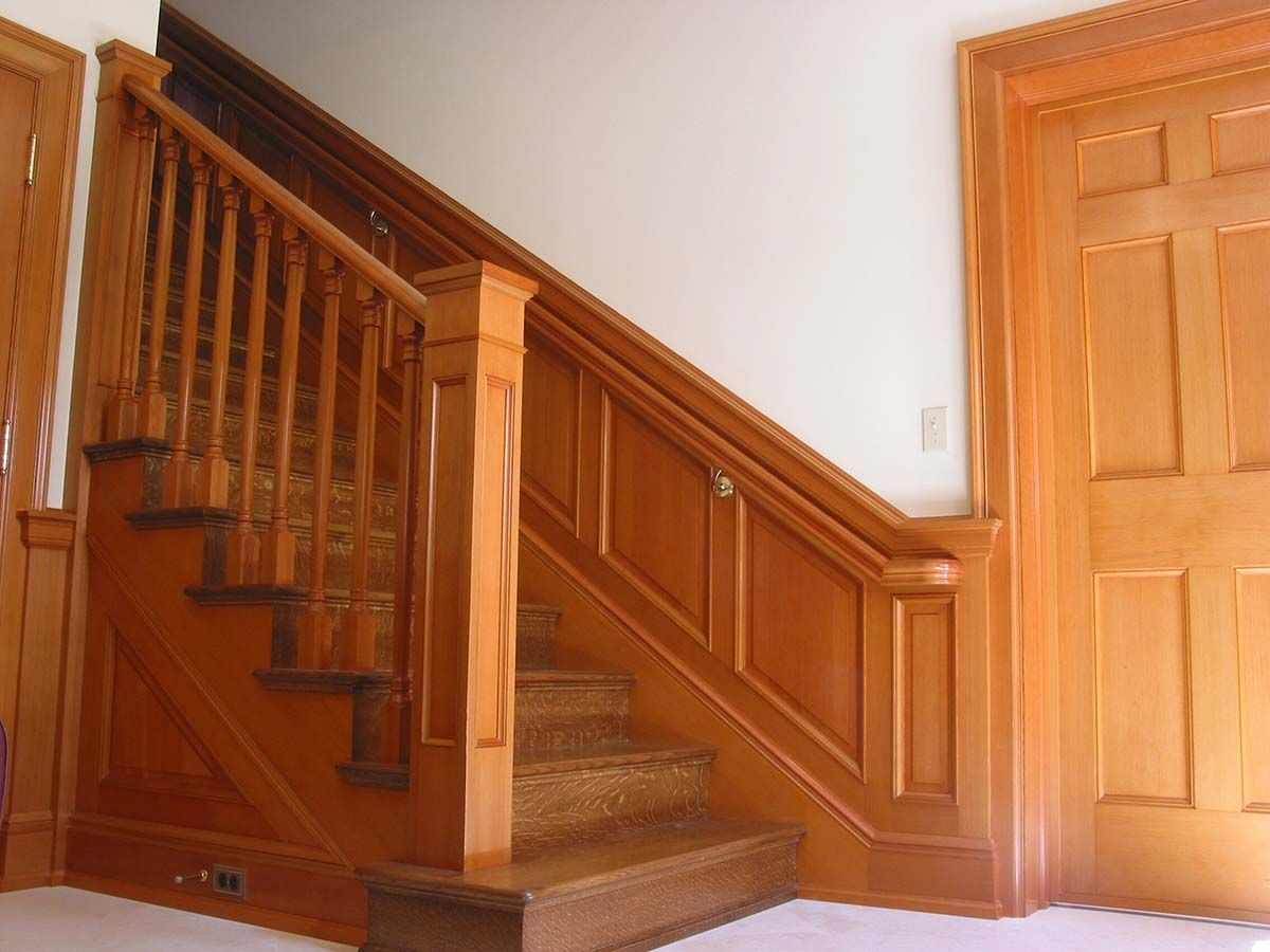 Image result for old oak stairs Oak stairs, Stairs, Wood