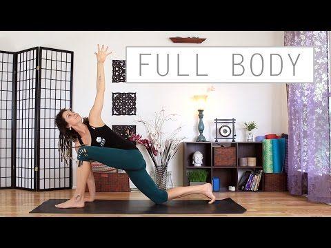 full body 15 minute lunch break yoga  youtube  beginner