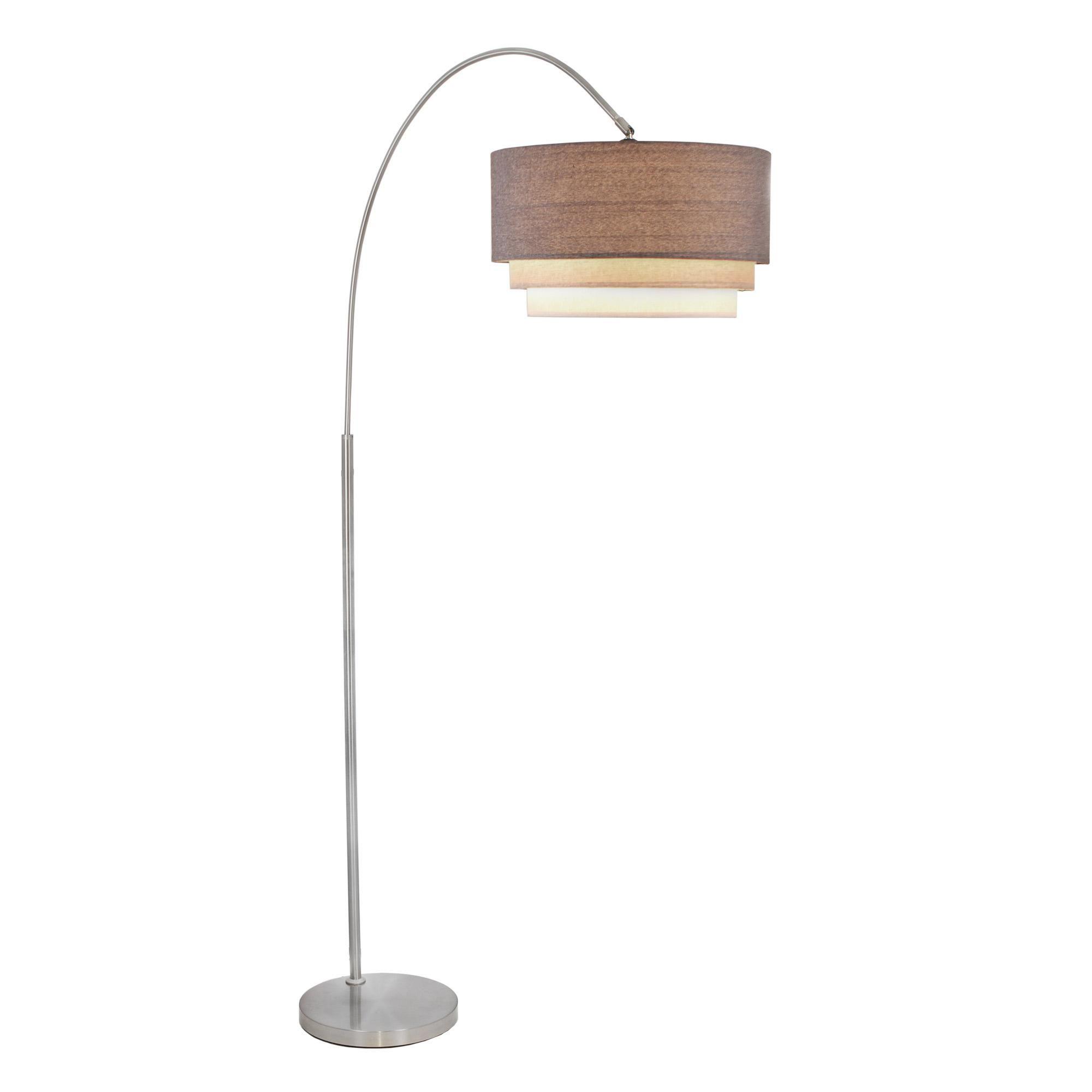 Eclipse 3 Tier Floor Lamp