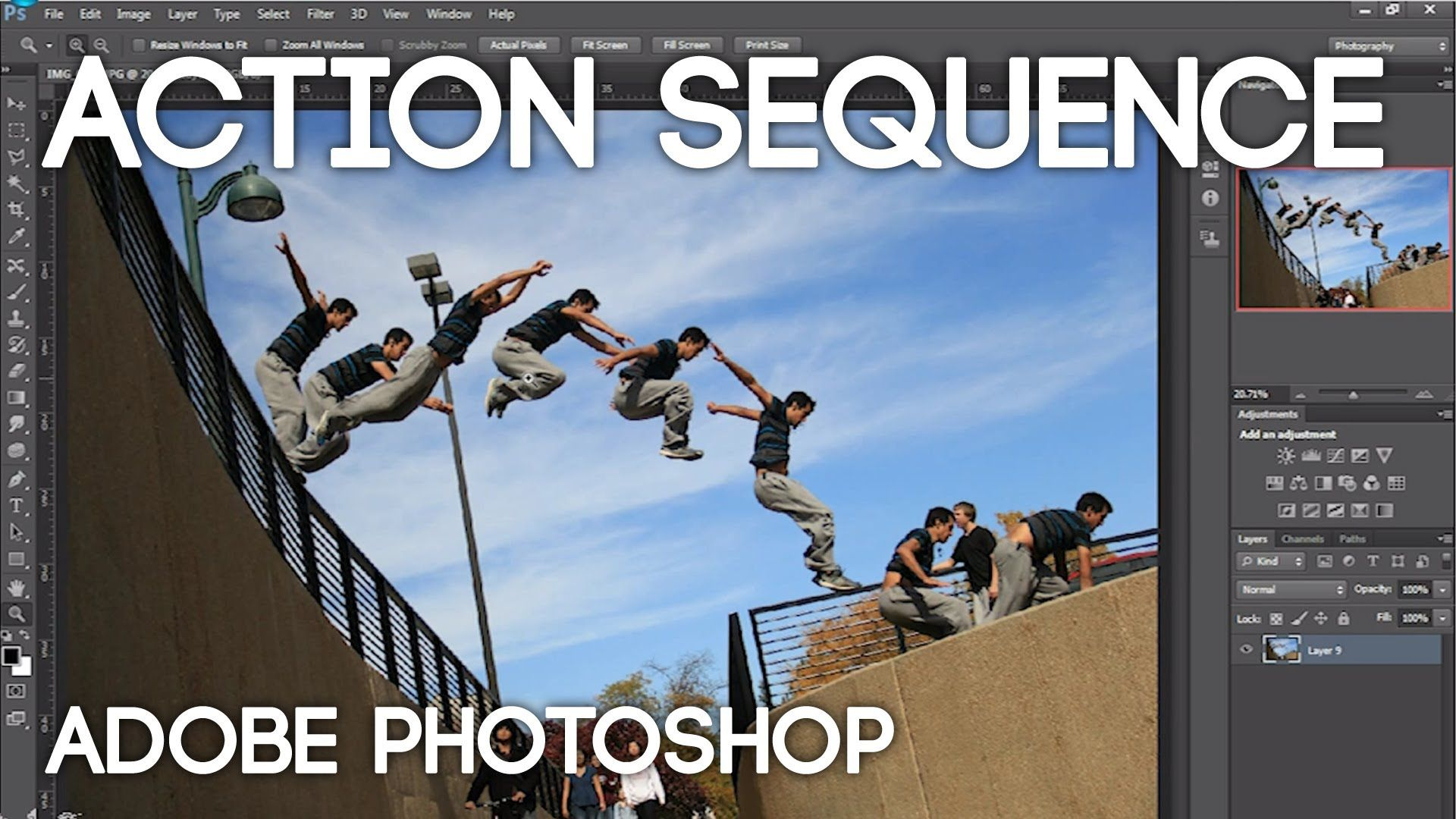 Tutorial action sequence photography with adobe photoshop cs6 tutorial action sequence photography with adobe photoshop cs6 baditri Choice Image