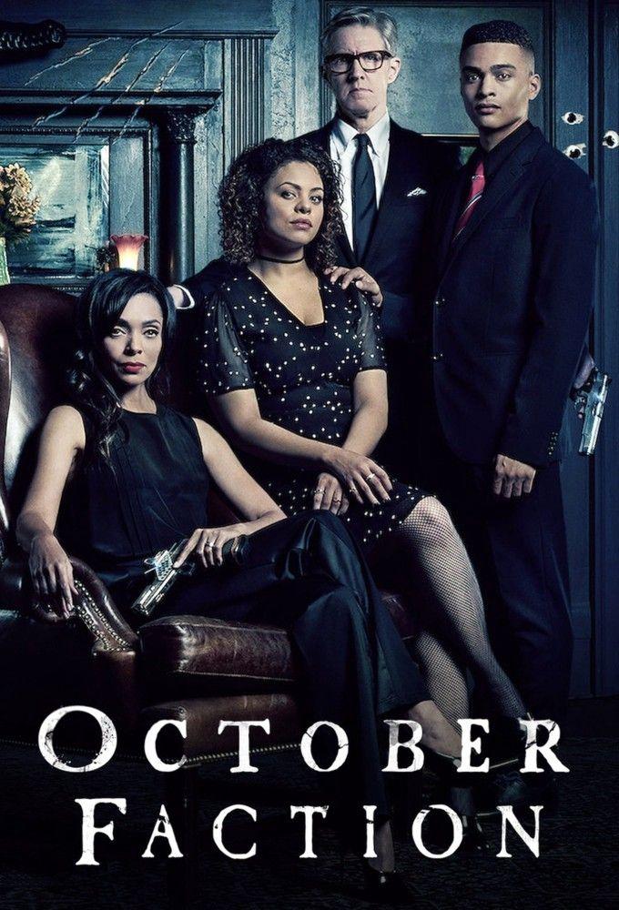 October Faction Netflix 1 10 Of 10 2 Buku Komik Hollywood Film Barat