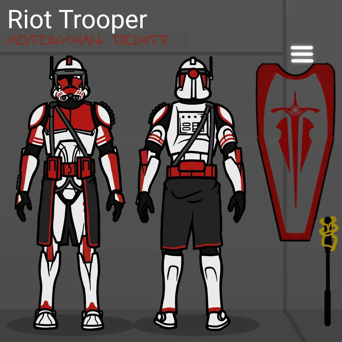 Pin On Clone Wars Phase 2 Trooper Templates