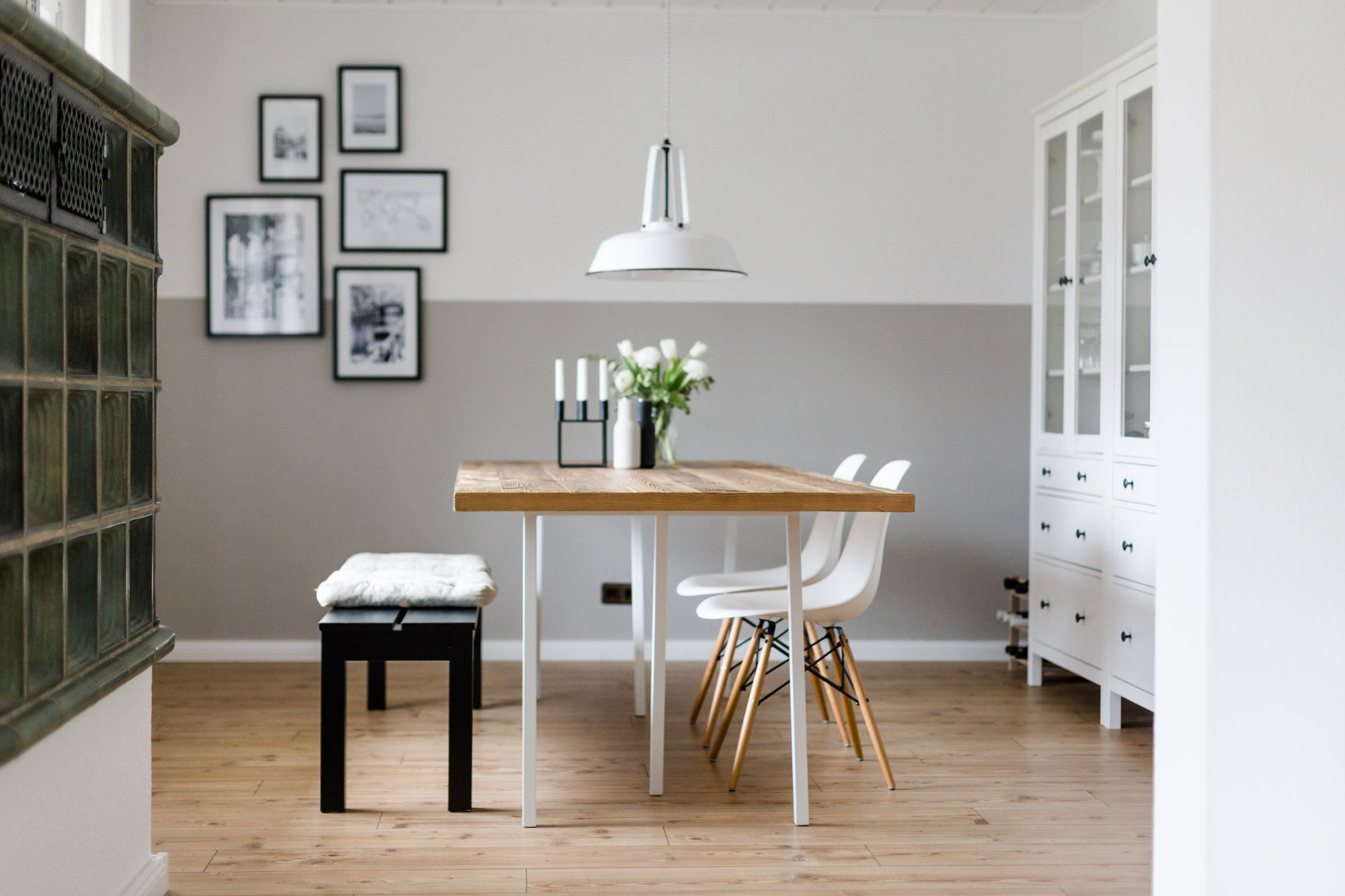 Industrie Chic esszimmer update | interiors, walls and house