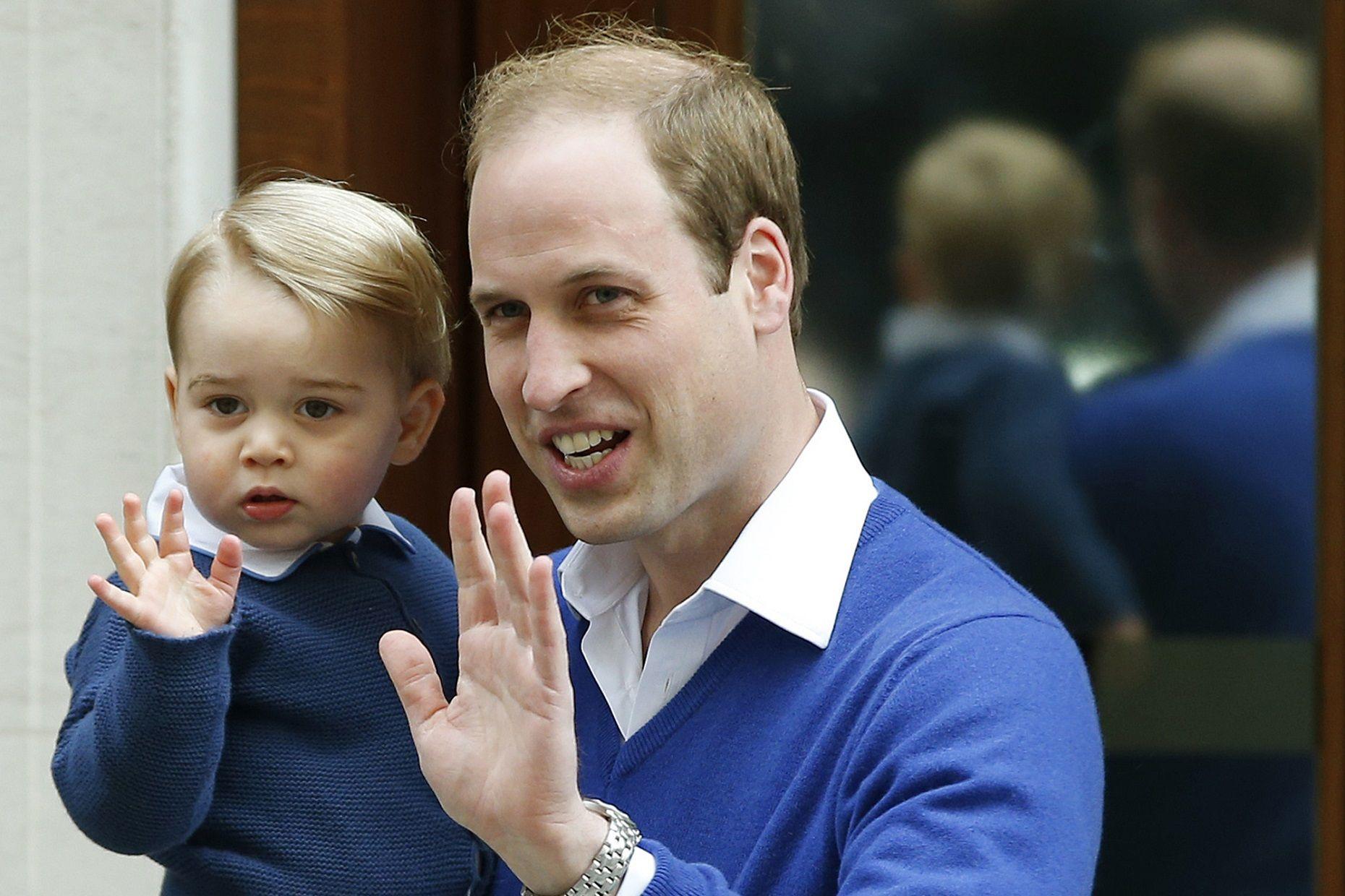 I'm very happy: Prince William - Alastair Grant/AP Photo